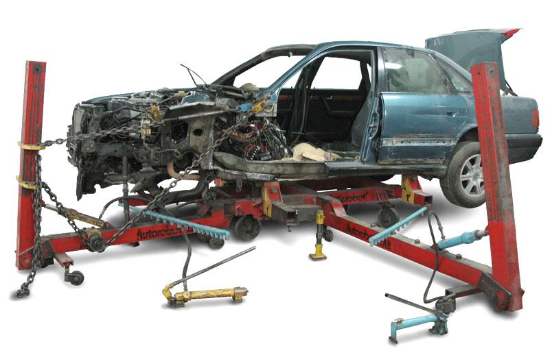 В каких случаях проводится локальный ремонт кузова